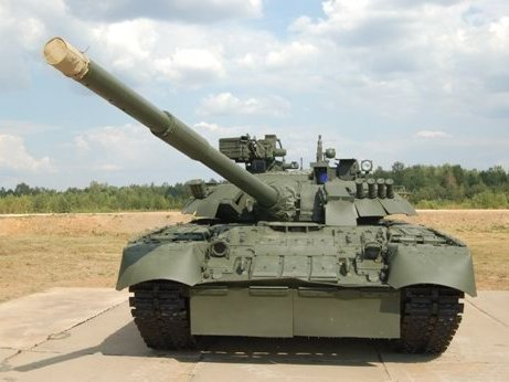 Танк Т-80У-Е1